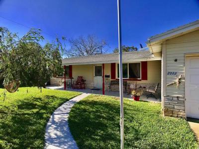 South Daytona Single Family Home For Sale: 2312 Brian Avenue