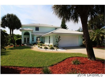 Ponce Inlet Single Family Home For Sale: 61 Alberta Avenue
