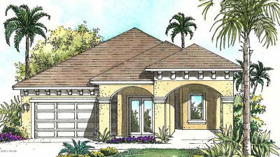 New Smyrna Beach Single Family Home For Sale: 528 Prato Street