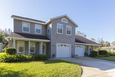 Port Orange Single Family Home For Sale: 716 Breckenridge Drive
