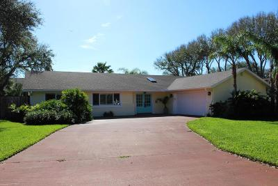 Ponce Inlet Single Family Home For Sale: 75 Calumet Avenue