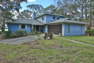 New Smyrna Beach Single Family Home For Sale: 3140 Sundance Trail