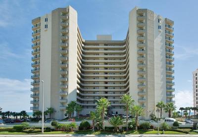 Daytona Beach Shores Condo/Townhouse For Sale: 2055 S Atlantic Avenue #801