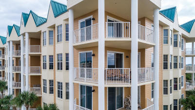 Ponce Inlet Condo/Townhouse For Sale: 4628 Harbour Village Boulevard #2401