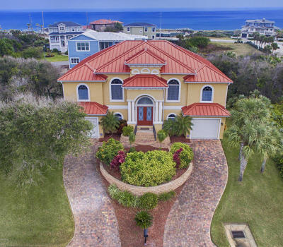Ponce Inlet Single Family Home For Sale: 3 S Mar Azul