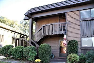 Deland Condo/Townhouse For Sale: 600 N Boundary Avenue #111C