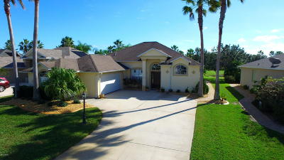 Spruce Creek Fly In Single Family Home For Sale: 3104 Waterway Place