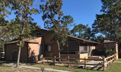 Volusia County Attached For Sale: 10 Summer Trees Road