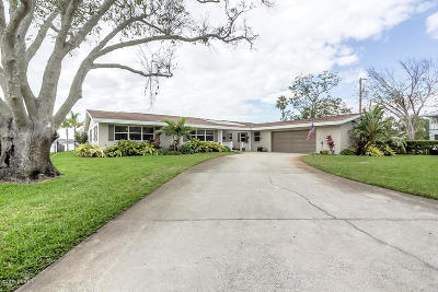 Ormond Beach Single Family Home For Sale: 132 River Lane