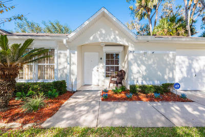 Volusia County Attached For Sale: 2959 Wild Pecan Court