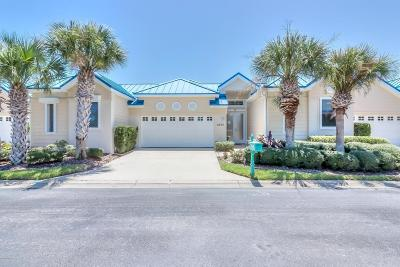 Ponce Inlet Condo/Townhouse For Sale: 4665 Riverwalk Village Court