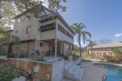 Ponce Inlet, South Daytona, Wilbur-by-the-sea Single Family Home For Sale: 108 Ponce De Leon Circle