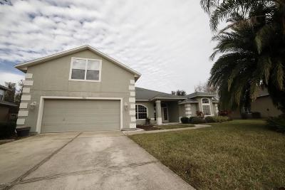 Volusia County Single Family Home For Sale: 1715 Goosecross Court