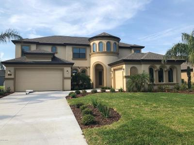 Ormond Beach Single Family Home For Sale: 107 Tomoka Ridge Way