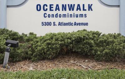 New Smyrna Beach Condo/Townhouse For Sale: 5300 S Atlantic Avenue #19-602