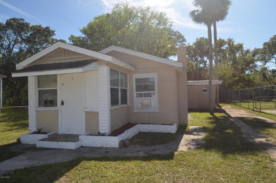 Volusia County Multi Family Home For Sale: 529 South Street