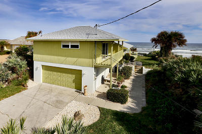 Port Orange Single Family Home For Sale: 4277 S Atlantic Avenue