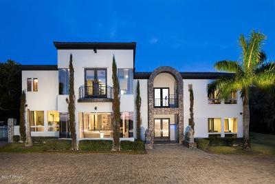Deland Single Family Home For Sale: 736 Lake Winnemissett Drive