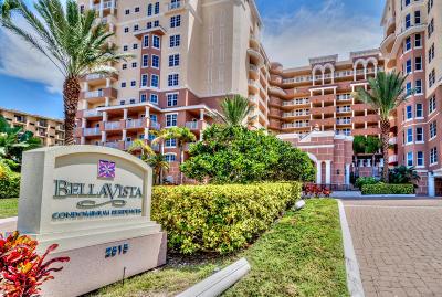 Daytona Beach Shores Condo/Townhouse For Sale: 2515 S Atlantic #701
