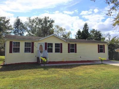 New Smyrna Beach Single Family Home For Sale: 2010 Debbie Street