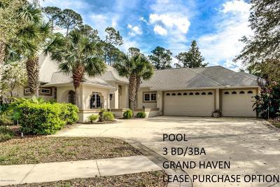 Palm Coast Single Family Home For Sale: 82 Osprey Circle