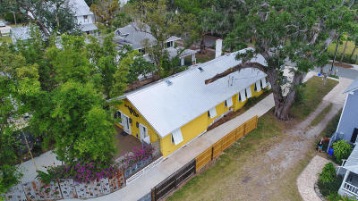 New Smyrna Beach Single Family Home For Sale: 536 Faulkner Street
