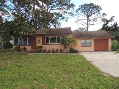 South Daytona Single Family Home For Sale: 515 Blake Road