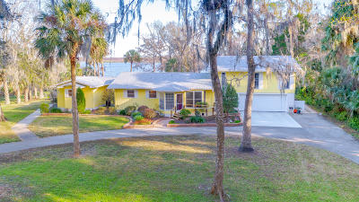 New Smyrna Beach Single Family Home For Sale: 1261 S State Road 415