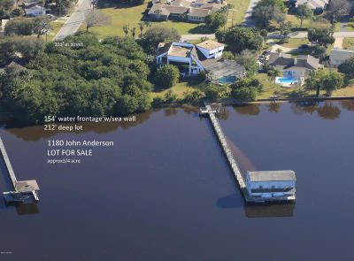 Volusia County Residential Lots & Land For Sale: 1190 John Anderson Drive