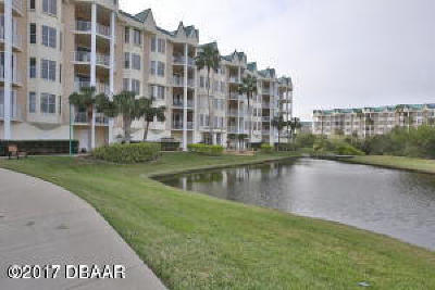 Ponce Inlet Condo/Townhouse For Sale: 4672 Riverwalk Village Court #8406