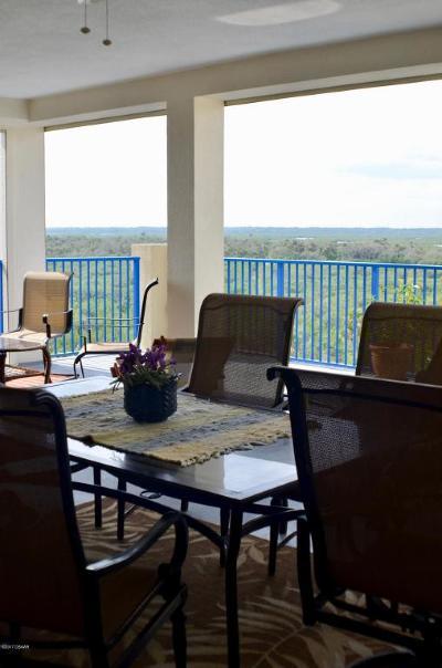 New Smyrna Beach Condo/Townhouse For Sale: 5300 S Atlantic Avenue #11605