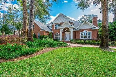 Ormond Beach Single Family Home For Sale: 27 Indian Springs Drive