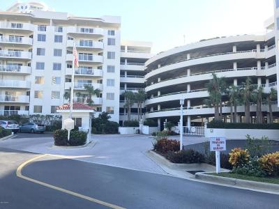 Daytona Beach Shores Condo/Townhouse For Sale: 3 Oceans West Boulevard #6B8