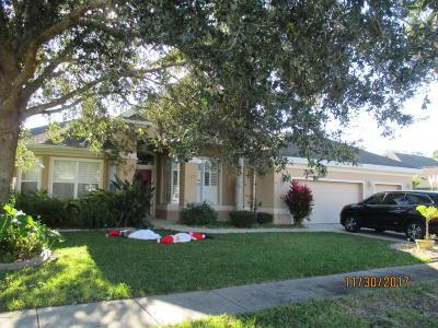 Port Orange Single Family Home For Sale: 1306 Crepe Myrtle Lane