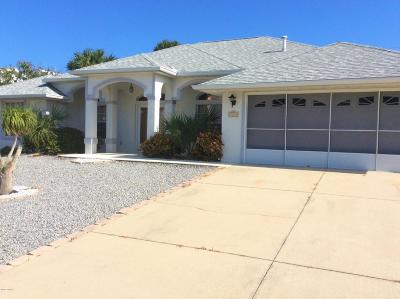New Smyrna Beach Single Family Home For Sale: 4615 S Atlantic Avenue