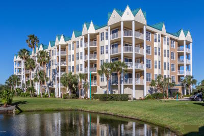 Ponce Inlet Condo/Townhouse For Sale: 4620 Riverwalk Village Court #7301