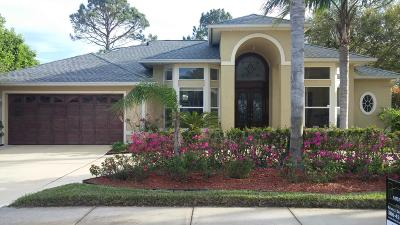 Port Orange Single Family Home For Sale: 2914 Cypress Ridge Trail