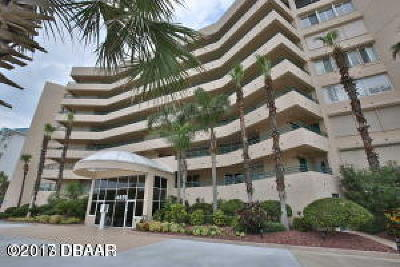 Ponce Inlet Condo/Townhouse For Sale: 4651 S Atlantic Avenue #2010