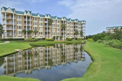 Ponce Inlet Condo/Townhouse For Sale: 4672 Riverwalk Village Court #8201