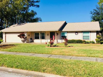 Volusia County Single Family Home For Sale: 749 Horseman Drive