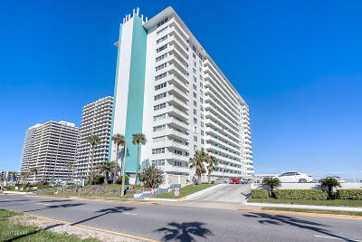 Volusia County Condo/Townhouse For Sale: 2800 N Atlantic Avenue #811