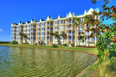 Volusia County Condo/Townhouse For Sale: 4630 Harbour Village Boulevard #1505