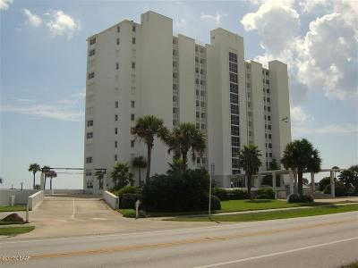 Volusia County Condo/Townhouse For Sale: 1051 Ocean Shore Boulevard #102
