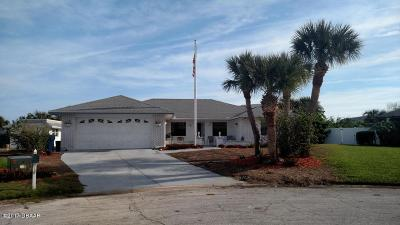 Volusia County Single Family Home For Sale: 199 Pierside Drive