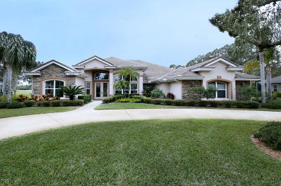 Ormond Beach Single Family Home For Sale: 1022 Hampstead Lane
