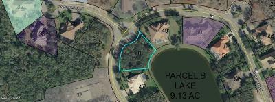 Ocean Hammock Residential Lots & Land For Sale: 75 Ocean Oaks Lane