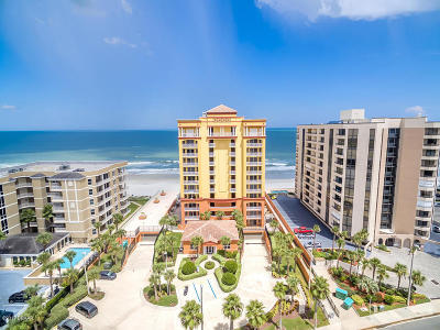 Daytona Beach Shores Condo/Townhouse For Sale: 2901 S Atlantic Avenue #302