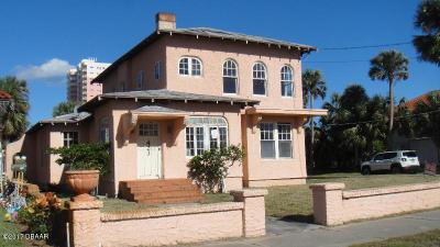 Daytona Beach Single Family Home For Sale: 423 Pelican Avenue