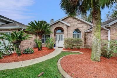 Port Orange Single Family Home For Sale: 3928 Oak Crest Circle