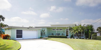 Ponce Inlet, South Daytona, Wilbur-by-the-sea Single Family Home For Sale: 112 Venetian Way